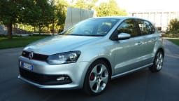 2011 Volkswagen Polo GTI Review