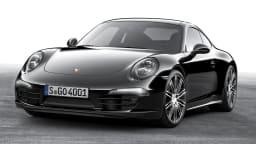 Porsche Australia: 2016 Black Edition Models, New Features Launched