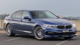 2018 BMW Alpina B5 Bi-Turbo quick spin review