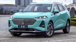 2021 Wey Macchiato hybrid
