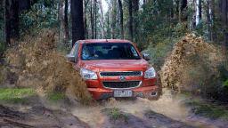 2014 Holden Colorado Range Gets New Diesel, 6 Speed Manual, MyLink