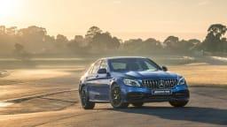 Mercedes-AMG C63 Track Test