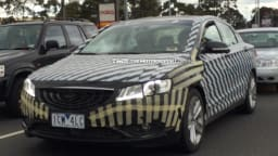 Geely GC9 Spied In Melbourne: Wider Australian Launch Planned?