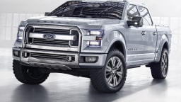 Ford Atlas Concept Hints At New F-150