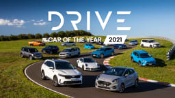 Drive Car of the Year Winners group photo