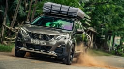 Peugeot reveals rugged 3008 concept