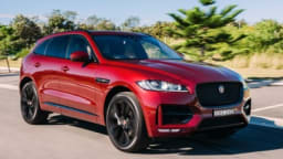 Jaguar F-Pace R-Sport 30d she says, he says review