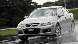 The brand previously sold a turbocharged Mazda6 MPS to enthusiasts.