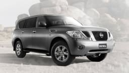 Nissan Patrol V8 Gets More Gear, Lower Pricing For 2015