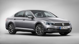 2020 Volkswagen Passat revealed