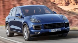 2017 Porsche Cayenne - Price And Features For Australia | Also New Four-Cylinder Turbo Macan