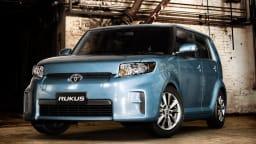 Toyota Rukus Now On Sale In Australia