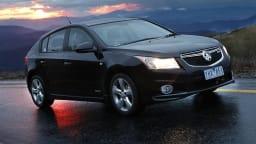 2012 Holden Cruze SRi-V Hatch Review