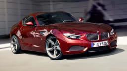 BMW Z4 Zagato Coupe Revealed