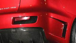 2009 Mistubishi Lancer Evolution FQ-400 sneakpeek