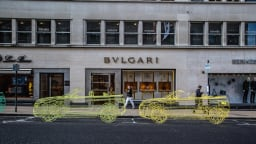 Range Rover Evoque Convertible Wireframes Hit London Streets