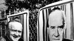 Milestones: Robert Askin's 'Drive over the bastards' quip