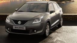 Suzuki Baleno revealed
