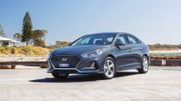 2018 Hyundai Sonata Active.