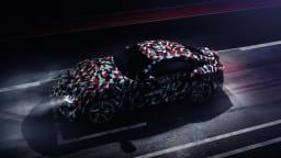 Toyota Supra production prototype
