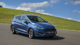 Drive Car of the Year Best Sports Car Under $100k finalist Ford Fiesta ST