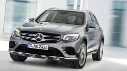 Mercedes-Benz GLC SUV Revealed Ahead Of Australian Debut