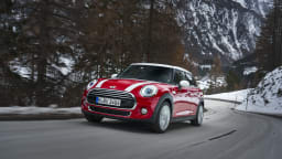 Mini is set to offer a new seven-speed dual-clutch transmission.