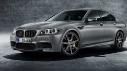 BMW M5 Celebrates 30 Years With '30 Jahre M5': Most Powerful Yet
