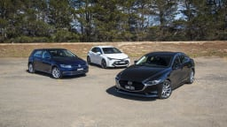 Drive Best Small Car 2020 group photo