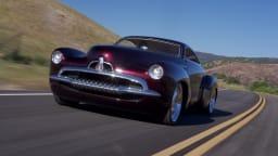2005 Holden Efijy concept.