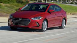 Hyundai Elantra For 2016 Revealed In US Spec At LA Auto Show