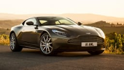 Aston Martin has launched its long-awaited DB11.