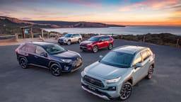 2019 Toyota RAV4 pricing and specs