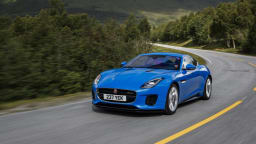2018 Jaguar F-type Four-Cylinder Overseas Preview Drive   Can A Four-Pot Keep The F-Type's Sporting Spirit Alive?