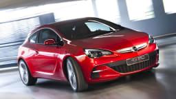 Opel GTC Paris Previews 2011 Astra 3-Door, 213kW On Tap