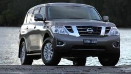 2018 Nissan Patrol Ti-L new car review