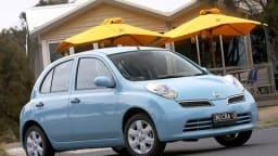 2008 Nissan Micra arrives in Oz