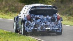 2015 Hyundai i20 WRC Car Surfaces