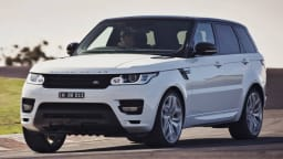 Jaguar Land Rover Announces Recalls For Evoque, Range Rover Sport, and Range Rover