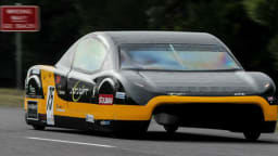 Decades-old Electric Vehicle Speed Record Broken By University Of NSW