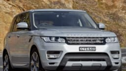 Range Rover Sport HEV review