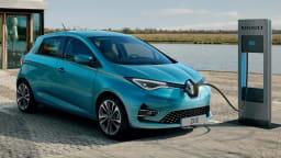 2020 Renault Zoe unveiled