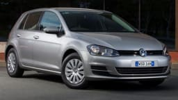 2013 Volkswagen Golf 90TSI blends a frugal engine with a quiet comfortable ride.