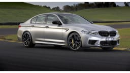 BMW M5 Competition 2018 Review