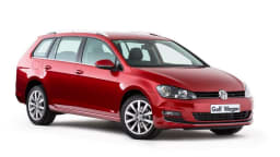 Volkswagen Golf Wagon