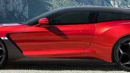 Aston Martin Zagato Shooting Brake.