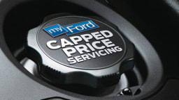 MyFord Capped Price Servicing Ups Deal To Seven Years, 135,000km