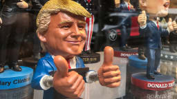 """Trump supports Tesla factory restart, Musk says """"thank you"""""""