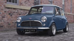 Second David Brown Automotive Model Is The Ultimate Classic Mini Restomod