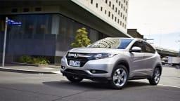 The new Honda HR-V.